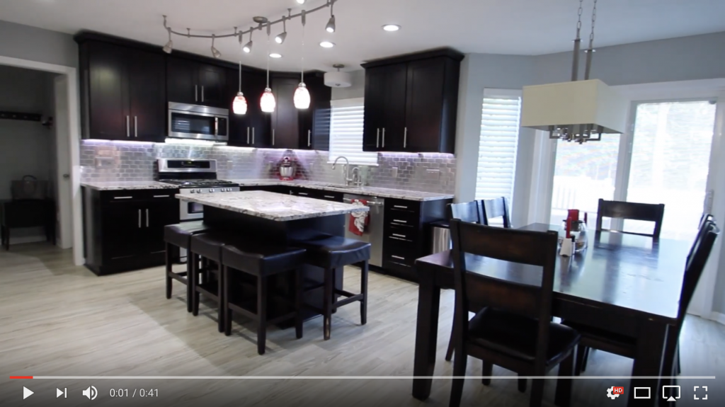 Video Kitchen And Great Room - Htz Construction-8368